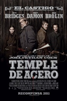 True Grit - Mexican Movie Poster (xs thumbnail)