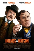 Holmes & Watson - Movie Poster (xs thumbnail)