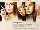 Confidences trop intimes - British Movie Poster (xs thumbnail)