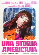 Made in U.S.A. - Italian Movie Poster (xs thumbnail)