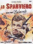 L'alpagueur - Italian DVD cover (xs thumbnail)