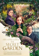 The Secret Garden - Dutch Movie Poster (xs thumbnail)