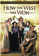 """""""How the West Was Won"""" - DVD movie cover (xs thumbnail)"""