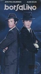 Borsalino - VHS movie cover (xs thumbnail)