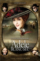 Les aventures extraordinaires d'Adèle Blanc-Sec - Canadian DVD cover (xs thumbnail)