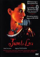 Juana la Loca - Spanish poster (xs thumbnail)