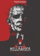 Hellraiser - German Movie Poster (xs thumbnail)