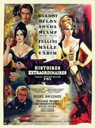 Histoires extraordinaires - French Movie Poster (xs thumbnail)