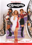 Clueless - DVD movie cover (xs thumbnail)