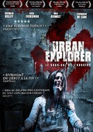 Urban Explorer - French Movie Cover (xs thumbnail)