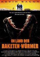 Tremors - German Movie Poster (xs thumbnail)