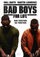 Bad Boys for Life - Swiss Movie Poster (xs thumbnail)