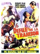 Khyber Patrol - Belgian Movie Poster (xs thumbnail)