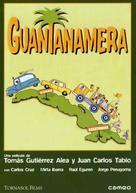 Guantanamera - Cuban Movie Cover (xs thumbnail)