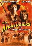 High Adventure - French Movie Cover (xs thumbnail)