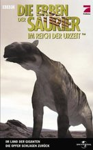 """""""Walking with Beasts"""" - German Movie Cover (xs thumbnail)"""