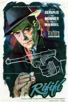Du rififi chez les hommes - Spanish Movie Poster (xs thumbnail)