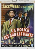 Dragnet - Belgian Movie Poster (xs thumbnail)