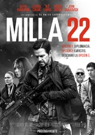Mile 22 - Spanish Movie Poster (xs thumbnail)