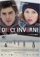 Dieci inverni - Swiss Movie Poster (xs thumbnail)