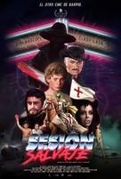 Sesión Salvaje - Spanish Movie Poster (xs thumbnail)