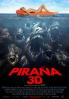 Piranha - Spanish Movie Poster (xs thumbnail)