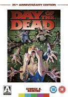 Day of the Dead - British DVD cover (xs thumbnail)
