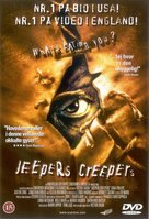 Jeepers Creepers - Danish Movie Cover (xs thumbnail)