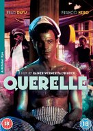 Querelle - British DVD movie cover (xs thumbnail)