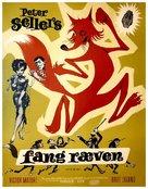 Caccia alla volpe - Danish Movie Poster (xs thumbnail)