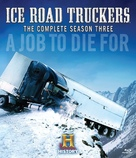 """Ice Road Truckers"" - Blu-Ray movie cover (xs thumbnail)"