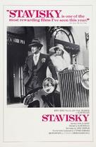 Stavisky... - Movie Poster (xs thumbnail)