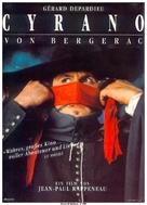 Cyrano de Bergerac - German Movie Poster (xs thumbnail)