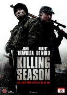 Killing Season - Danish DVD cover (xs thumbnail)