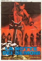 Werewolves on Wheels - Italian Movie Poster (xs thumbnail)