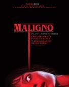 Malignant - Chilean Movie Poster (xs thumbnail)