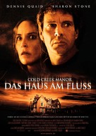 Cold Creek Manor - German Movie Poster (xs thumbnail)