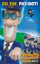 Postman Pat: The Movie - British Movie Poster (xs thumbnail)