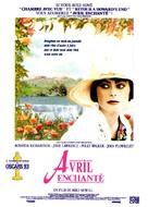 Enchanted April - French Movie Poster (xs thumbnail)