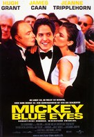 Mickey Blue Eyes - German Movie Poster (xs thumbnail)