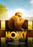 Monky - Spanish Movie Poster (xs thumbnail)
