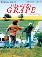 What's Eating Gilbert Grape - French Movie Poster (xs thumbnail)