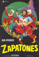 Piedone d'Egitto - Spanish Movie Poster (xs thumbnail)