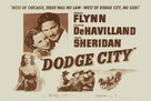 Dodge City - Re-release movie poster (xs thumbnail)
