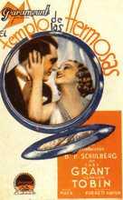 Kiss and Make-Up - Spanish Movie Poster (xs thumbnail)
