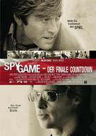 Spy Game - German Movie Poster (xs thumbnail)