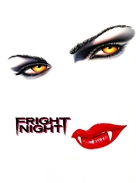 Fright Night - Canadian DVD movie cover (xs thumbnail)