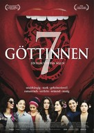 Angry Indian Goddesses - Austrian Movie Poster (xs thumbnail)