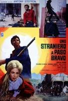 Uno straniero a Paso Bravo - Italian Movie Poster (xs thumbnail)