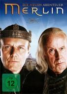 """Merlin"" - German DVD cover (xs thumbnail)"